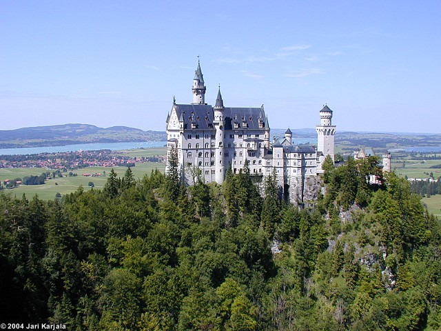 Prinsessa ruususen linna saksa