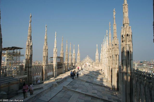 Milanon Tuomiokirkko